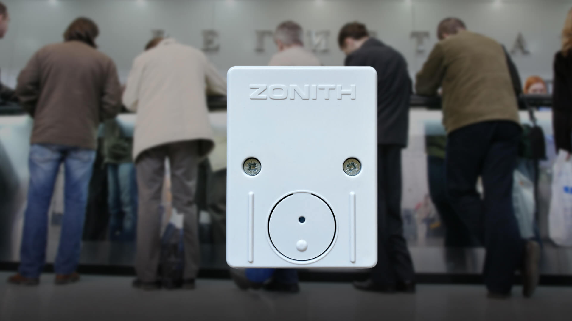 ZONITH Bluetooth Panic Button